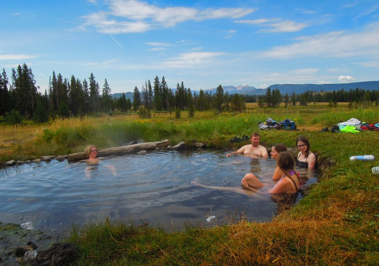 Polecat Hot Springs