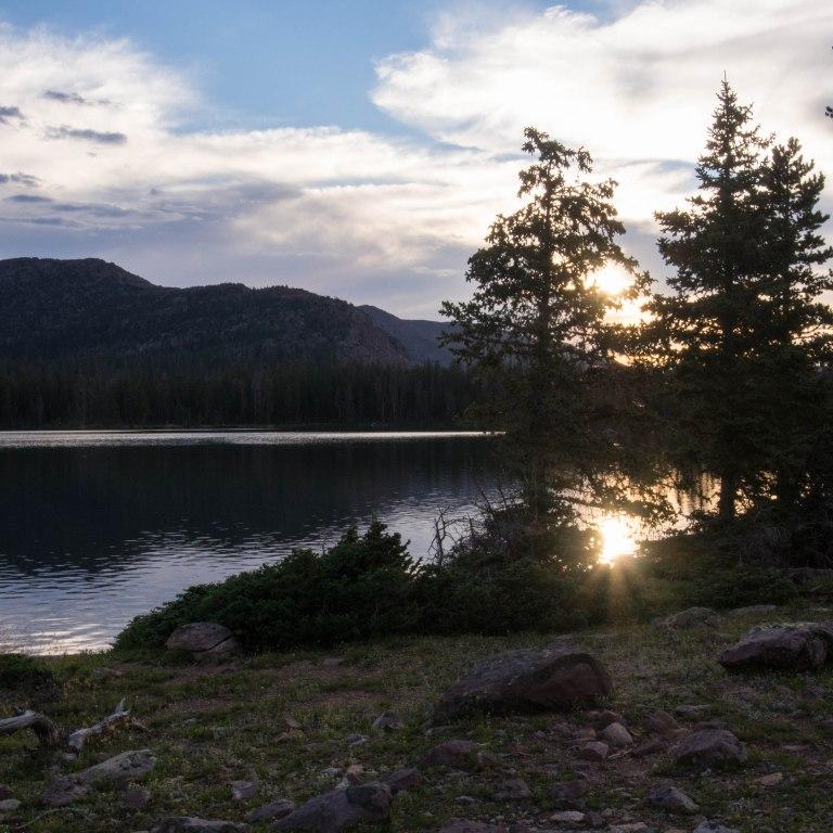 Grandaddy Lake