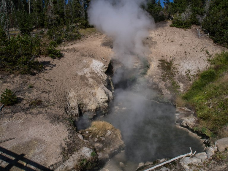 Dragon's Breath Hot Spring