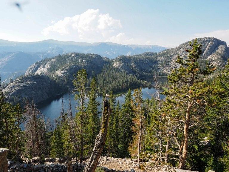 Honeymoon Lake.