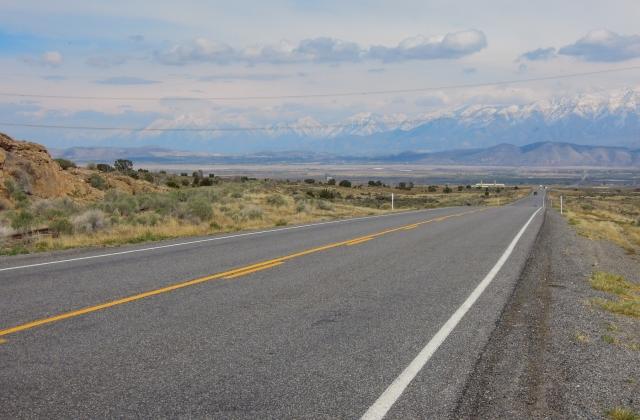 Highway 6 down to Elberta.